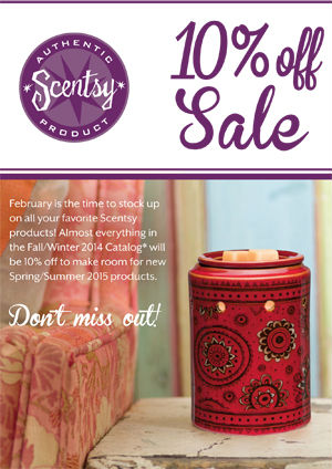 Mama Loves Smelly Stuff / Personal Scentsy Website