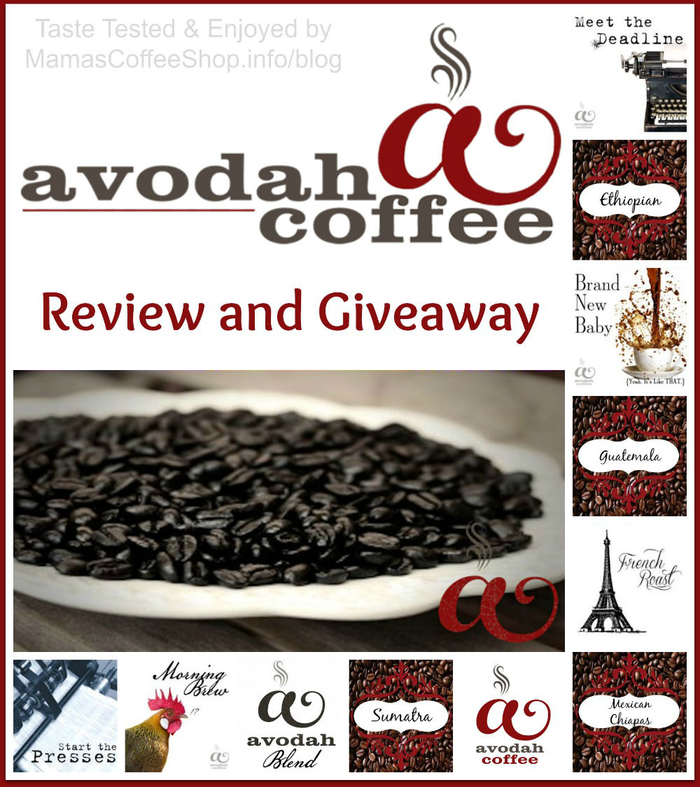 MamasCoffeeShop-AvodahCoffee-Collage