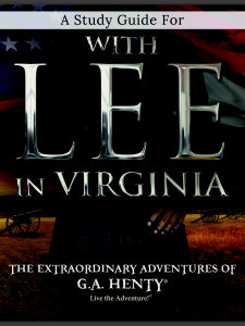 With Lee in Virginia Study Guide PDF | Mama's Coffee Shop