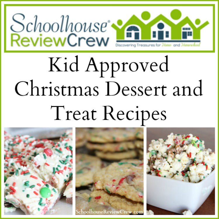 Kid Approved Christmas Dessert and Treat Recipes